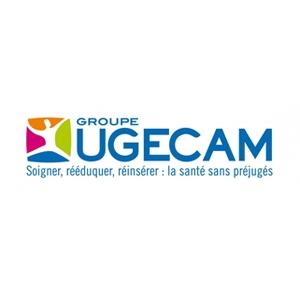 Logo groupe ugecam