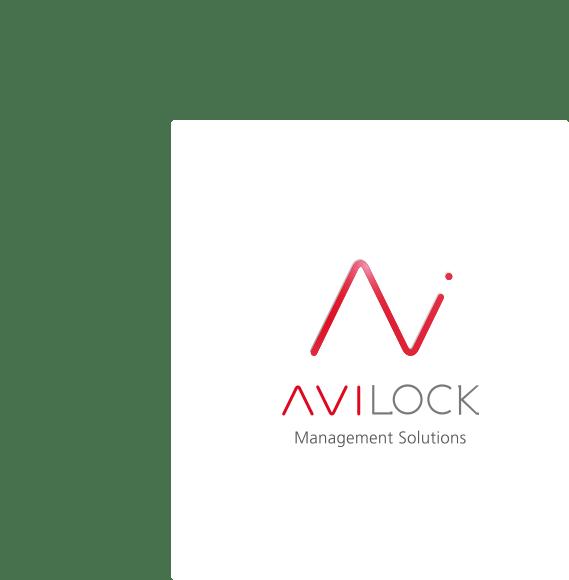 Logo AVILOCK sur fond blanc