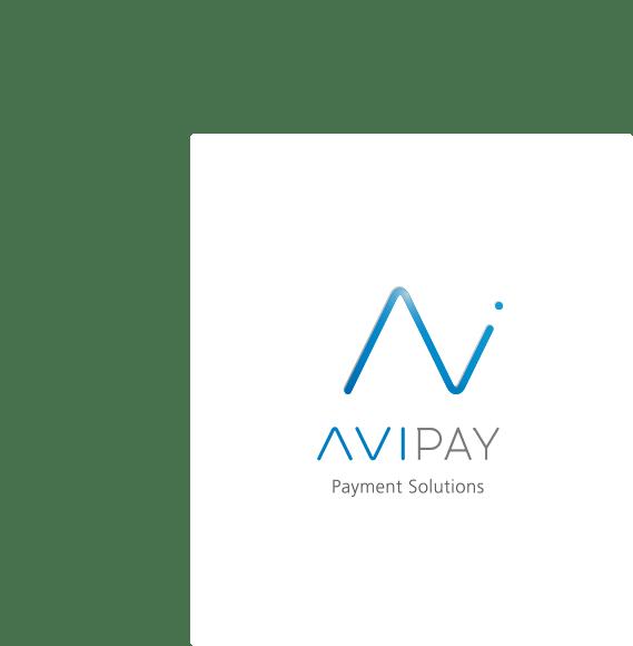 Logo AVIPAY sur fond blanc