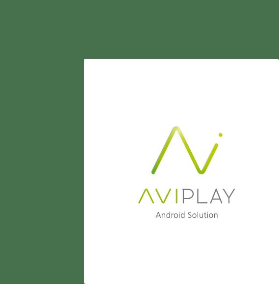 Logo AVIPLAY sur fond blanc
