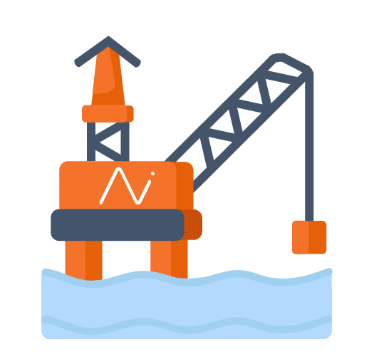 icon plateforme pétrolière