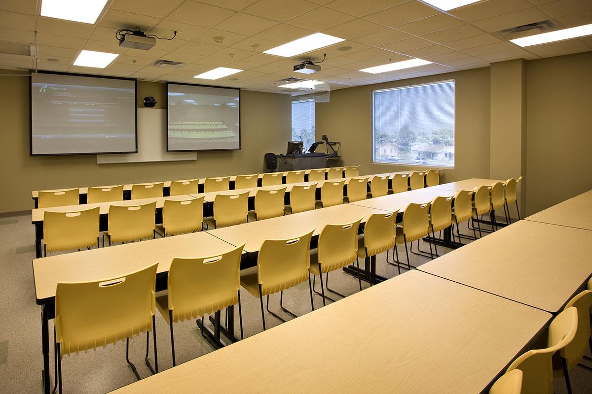 Salle de classe connectée IP AVISTEL