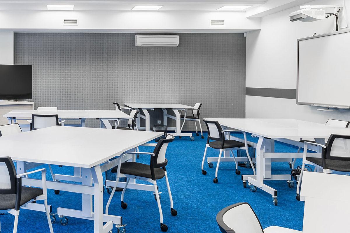 Salle de classe connectée AVISTEL